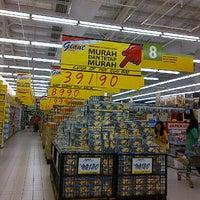 Photo taken at Giant Hypermarket by Bundanya F. on 6/23/2013