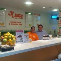 Photo taken at Juice Master by Romel C. on 8/27/2013
