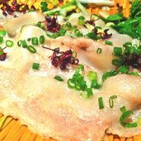 Photo taken at 四季の旬菜料理 AEN 丸井溝口店 by Shingo F. on 11/3/2012