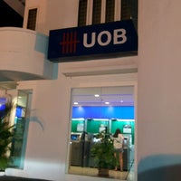 Photo taken at UOB (United Overseas Bank) by Kelly Chew on 5/14/2017