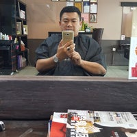 Photo taken at 憲 Xun Hair Saloon by Kelly Chew on 7/6/2017