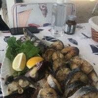 4/17/2018 tarihinde Berna H.ziyaretçi tarafından Nazmi Restaurant'de çekilen fotoğraf