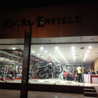 Photo taken at Royal Enfield - Showroom by Sudharsan G. on 3/6/2014