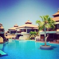 9/3/2014 tarihinde Naoko O.ziyaretçi tarafından Anantara The Palm Dubai Resort'de çekilen fotoğraf