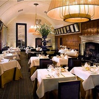 Photo taken at Great Hall Restaurant by The Lygon Arms on 9/19/2013