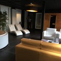 Photo taken at Het Raedthuys Restaurant & Suites by Melissa G. on 8/31/2017