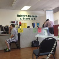 Photo taken at DMV - Department of Revenue by Chris R. on 10/1/2013