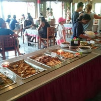Photo taken at Mentari Restaurant by Karrynnd S. on 8/27/2016