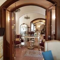 Photo taken at Hotel Rodina by Victoria V. on 10/10/2016