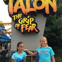 Photo taken at Talon: The Grip of Fear by Joseph C. on 9/1/2014
