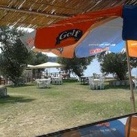 Photo taken at Cey Cey Beach Club by Hülya Ç. on 7/31/2013
