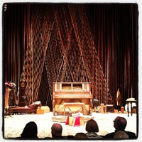 Photo taken at McCarter Theatre by Russ M. on 5/25/2013