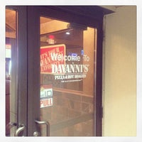 Photo taken at Davanni's Pizza and Hot Hoagies by Russ M. on 8/2/2014