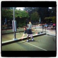 Photo taken at San Rafael Bocce Courts by Ryan G. on 9/29/2012
