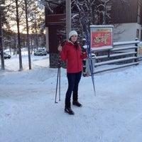 Photo taken at Lapland Safaris by Irina M. on 11/17/2013