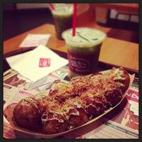 รูปภาพถ่ายที่ กินดาโกะ โดย Wannachat T. เมื่อ 6/16/2013