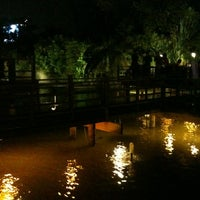Photo taken at Waterside Resort Restaurant by Paiboon J. on 9/26/2012