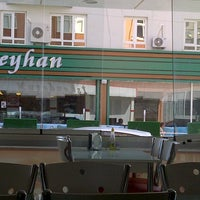 Photo taken at Reyhan Patisserie by Ramazan Ö. on 8/15/2013
