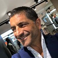 Photo taken at Armani by Zeki Ulvi S. on 5/21/2018