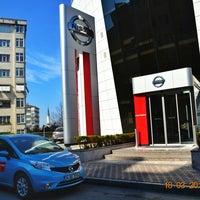 Photo taken at Nissan K.Tepretoğulları Otomotiv A.ş by SKOC on 3/18/2014