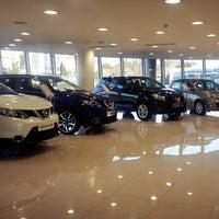 Photo taken at Nissan K.Tepretoğulları Otomotiv A.ş by SKOC on 3/15/2014