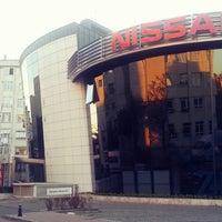 Photo taken at Nissan K.Tepretoğulları Otomotiv A.ş by SKOC on 3/22/2014