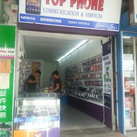Photo taken at salamfone: top phone by Jimmy K. on 7/13/2013