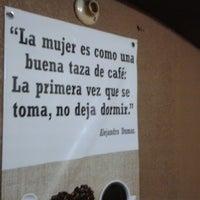 Photo taken at Café San Remo by Ana Karen R. on 8/10/2013