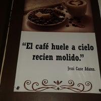 Photo taken at Café San Remo by Ana Karen R. on 9/7/2013