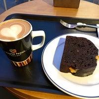 12/6/2016 tarihinde Veli K.ziyaretçi tarafından Gloria Jean's Coffees'de çekilen fotoğraf