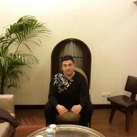 Photo taken at Turk havayollari by Serkan K. on 3/29/2014
