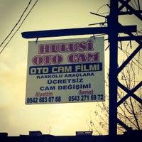 Photo taken at HULUSİ OTO CAM by Samet o. on 2/27/2014