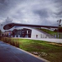 Photo prise au Max-Schmeling-Halle par Stephan G. le10/8/2013