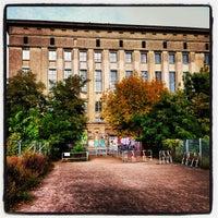 Das Foto wurde bei Berghain / Panorama Bar von Stephan G. am 9/25/2013 aufgenommen