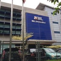 Photo taken at IBIL (M) Sdn. Bhd by Redza I. on 10/25/2013
