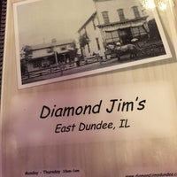 Photo taken at Diamond Jim's Gas Grill by Sarah R. on 4/4/2015