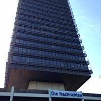 Photo taken at Deutschlandfunk Funkhaus Köln by steffen m. on 8/27/2014
