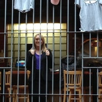 Photo taken at Prison Brews Brewery & Restaurant by Brad H. on 10/5/2012