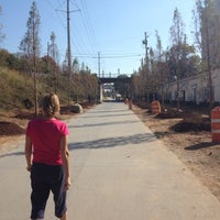 Photo prise au Atlanta BeltLine Eastside Trail par Jesse B. le11/3/2012