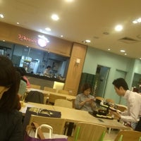 Photo taken at W-Mall Food Court by Kyutae T. on 5/1/2014