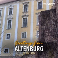 Das Foto wurde bei Stift Altenburg von Erwin P. am 3/22/2014 aufgenommen