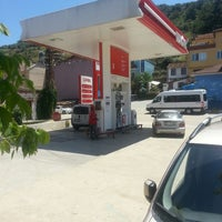 Photo taken at kapanca petrol by Ergin E. on 6/22/2014