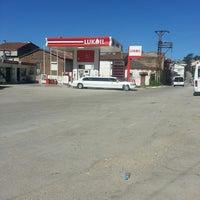 Photo taken at kapanca petrol by Ergin E. on 8/13/2013