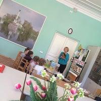 Photo taken at ДДЮТ ПУШКИН by Мария Д. on 5/30/2015