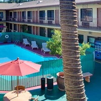 Photo taken at Studio City Court Yard Hotel by Courtyard on 9/1/2015