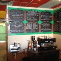 Photo taken at Tsom Vegetarian Flavors by Tsom Vegetarian Flavors on 7/25/2013