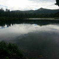 Photo taken at Silver Lake by Devan D. on 7/29/2013