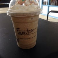 Photo taken at Starbucks by Talia S. on 10/12/2013