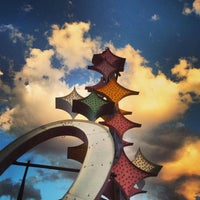 Photo taken at The Neon Museum by The Neon Museum on 2/4/2014