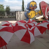 Photo taken at The Neon Museum by The Neon Museum on 10/9/2013